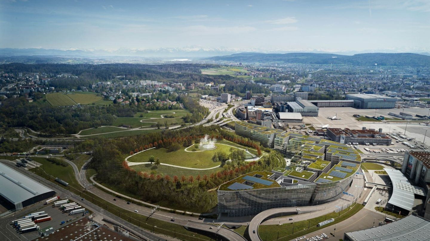 <p>Hyatt Place Zurich Airport The Circle - MICE Service Group</p>